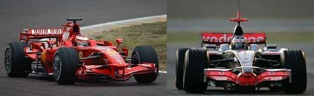 Los nuevos Ferrari y McLaren ya han dado sus primeras vueltas