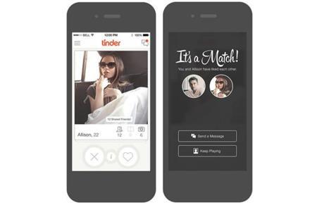 Tinder, el futuro era conectar con desconocidos en una app de citas... y lo que surja