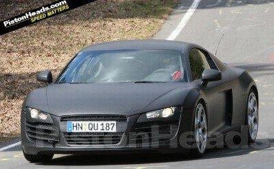 Más fotos del Audi R8