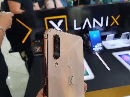 Lanix Ilium Alpha 5s Primeras Impresiones Mexico Color Oro Rosa