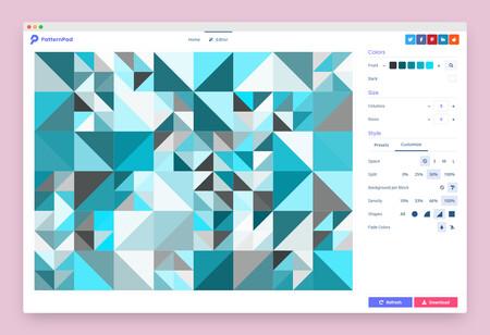 Patternpad Editor