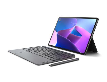 Lenovo Tab P12 Pro: una tableta Android ultravitaminada y cuya pantalla puedes usar de segundo monitor para tu PC