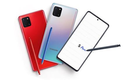 Samsung Galaxy Note 10 Lite se filtra en todo su esplendor: imágenes, especificaciones y hasta el precio