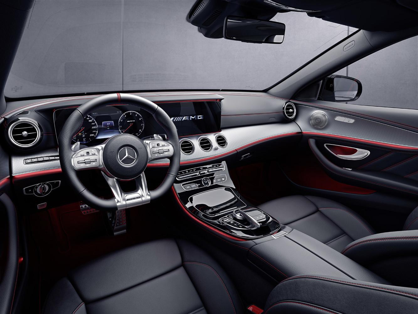 Foto de Mercedes-AMG E 53 berlina y Estate (4/5)