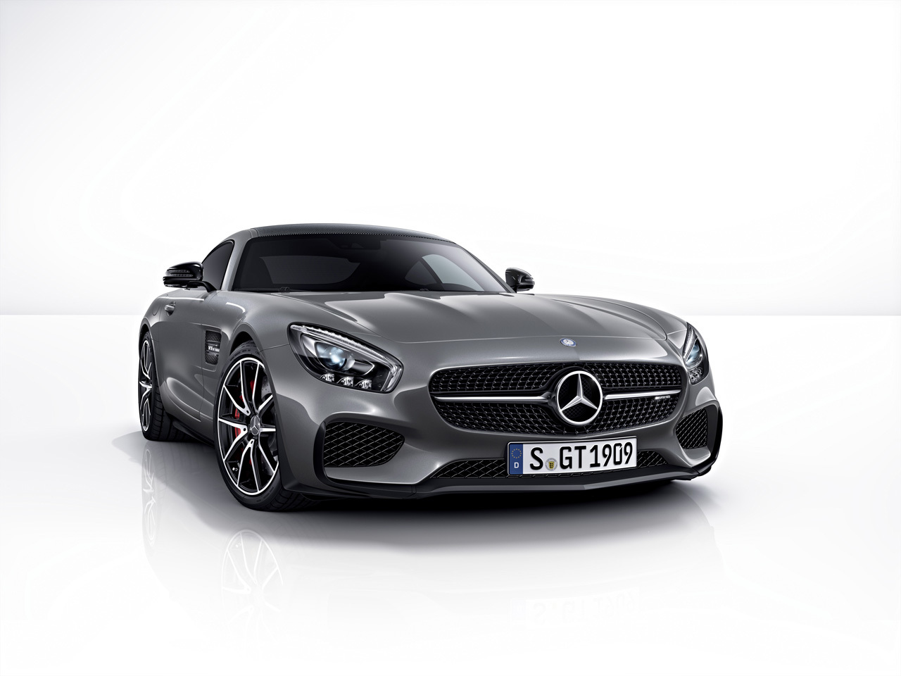 Foto de Mercedes-AMG GT S Edition 1 (1/10)