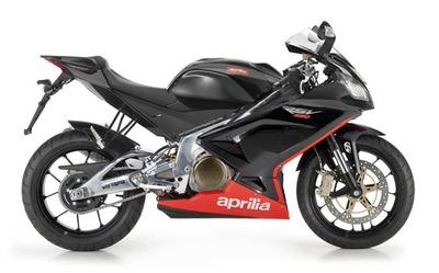 Aprilia RSV 550, prototipo confirmado