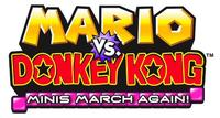 'Mario vs Donkey Kong' llegará a DSiWare [E3 2009]