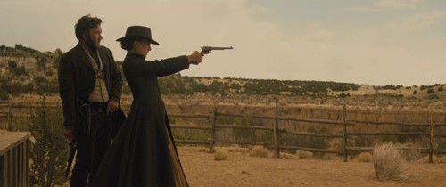 'La venganza de Jane', ¿el western respira?