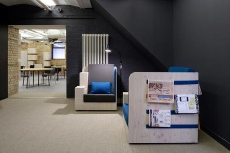 Espacios para trabajar: Club Workspace en el Reino Unido