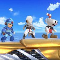 Cuphead, Altair de Assassin's Creed y Mega Man X entre los nuevos trajes para los Mii de Super Smash Bros. Ultimate