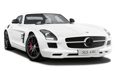 Japón será el único que disponga del nuevo Mercedes-Benz SLS AMG Matte Edition
