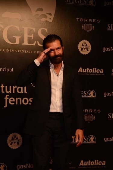 Antonio Banderas, será un hombre de Honor, de Goya de Honor