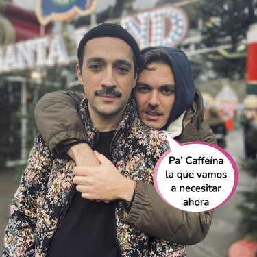 Alberto Jiménez de Miss Caffeina y su novio Miguel Flor de Lima anuncian que han tenido una hija (y viene con polémica en redes bajo el brazo)
