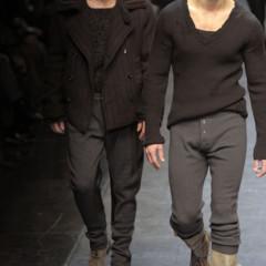 Foto 2 de 13 de la galería dolce-gabbana-otono-invierno-20102011-en-la-semana-de-la-moda-de-milan en Trendencias Hombre