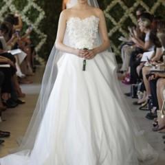 Foto 9 de 41 de la galería oscar-de-la-renta-novias en Trendencias