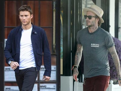 Scott Eastwood y David Beckham, dos looks sport de los que tomar nota