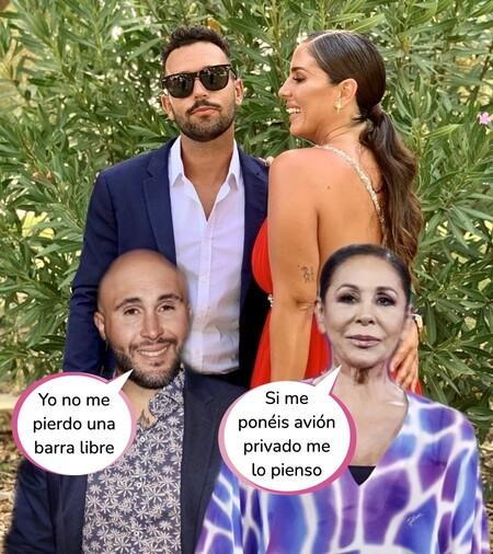 ¡Bomba! Kiko Rivera confirma su asistencia a la boda de Anabel Pantoja: los invitados definitivos al enlace del año
