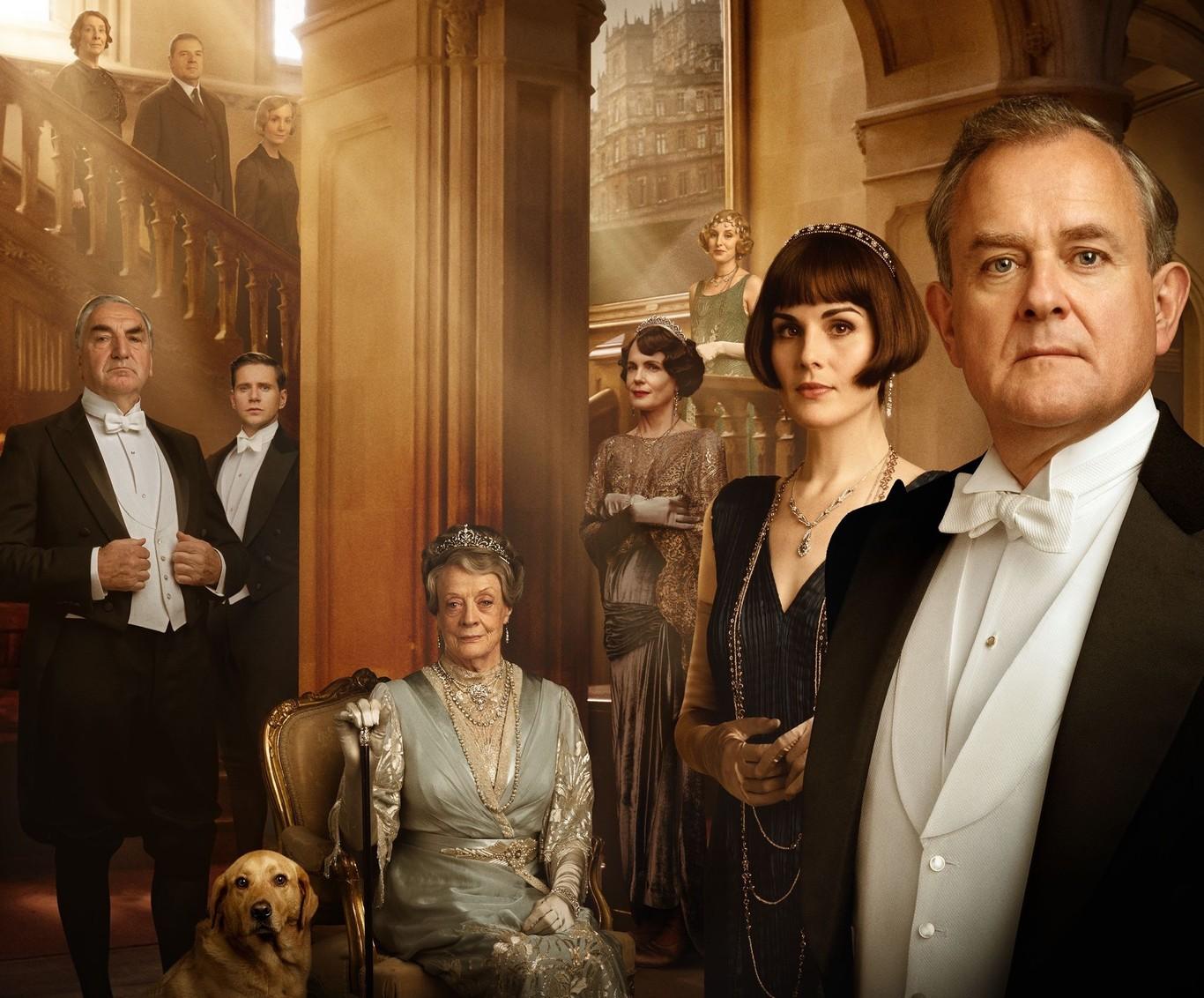 Downton Abbey 2019 Crítica Un Regalo Para Fans Y Una Estupenda Película De época