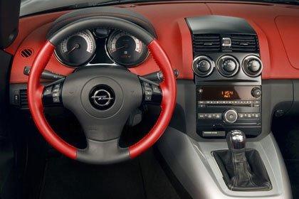 Interior Opel GT
