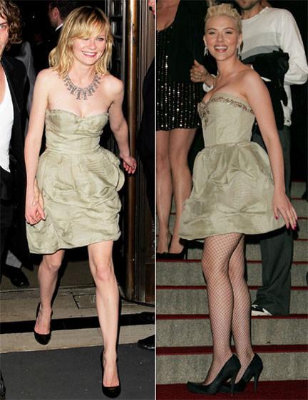 ¿Scarlett Johansson o Kirsten Dunst?
