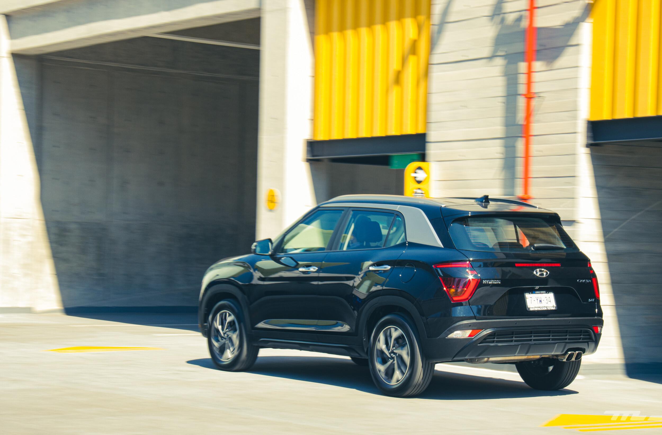 Foto de Hyundai Creta Limited Turbo: prueba de manejo en México (21/43)