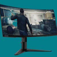 """Este monitor gaming de Lenovo con 34"""" y 144 Hz alcanza su precio mínimo histórico y baja 200 euros"""