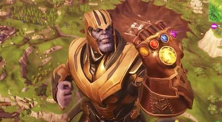 Que Thanos no necesite construir o usar armas para poder matar no significa que no pueda hacerlo