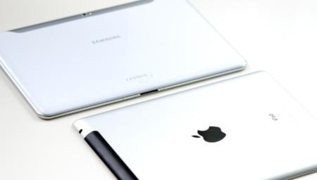 Apple consigue una medida cautelar que le permitirá bloquear las ventas del Samsung Galaxy Tab 10.1 en Estados Unidos