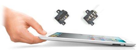 El nuevo iPad 2 no lleva indicadores de contacto con líquidos