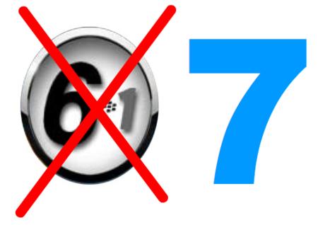 ¿BlackBerry OS 6.1 pasará a ser BlackBerry OS 7.0?, Sólo RIM lo sabe