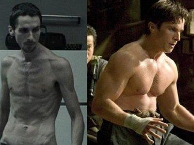 Cambios drásticos del cine: Christian Bale (II)