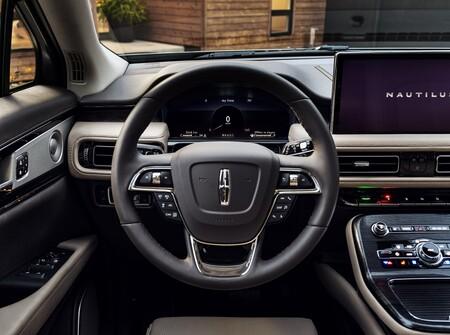 Lincoln Nautilus 2021 Precio Mexico 11
