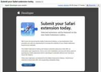 Apple prepara una web dedicada a las extensiones de Safari 5