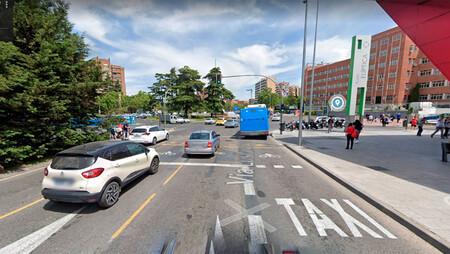 Zona de bajas emisiones de Plaza Elíptica, Madrid