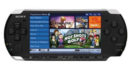 La PlayStation Store será accesible desde las PSP americanas este mismo mes