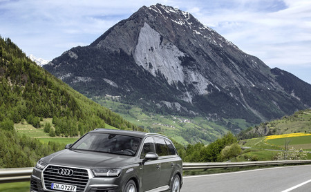 Audi Q7 2019, a prueba: El llanero solitario premium, ahora cabalga acompañado