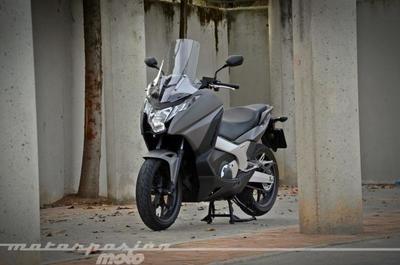 Honda Integra, prueba (valoración, ficha técnica y galería)