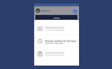 Facebook no se aclara: primero quiere impulsar las publicaciones de amigos y ahora nos da más opciones para ignorarlas