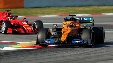 Carlos Sainz Formula 1 2020
