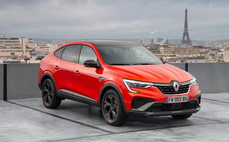 El Renault Arkana más potente ya tiene precio en España: un SUV coupé mild-hybrid de 160 CV, por 33.400 euros