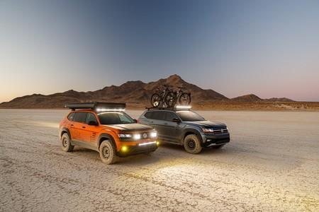 Volkswagen Atlas será la estrella de la marca en el SEMA Show