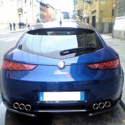 Posible Alfa Brera GTA