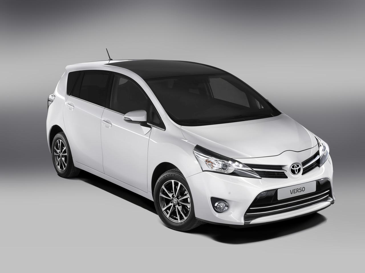 Foto de Toyota Verso 2012 (3/10)