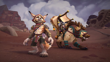 World Of Warcraft Battle For Azeroth Vulpera