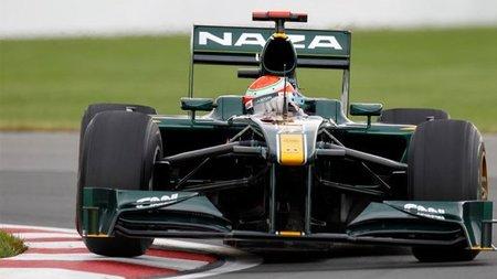 Lotus podría asociarse con Toyota para 2011