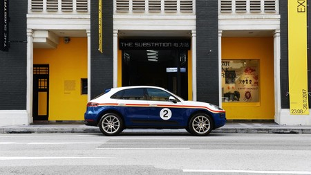 Porsche Macan decoraciones Motorsport