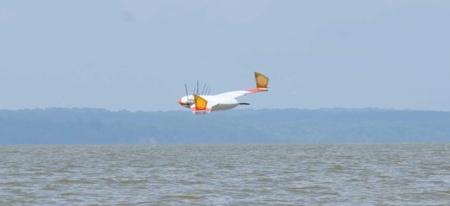 Drones militares que desactivan minas, asisten a misiles, y localizan submarinos