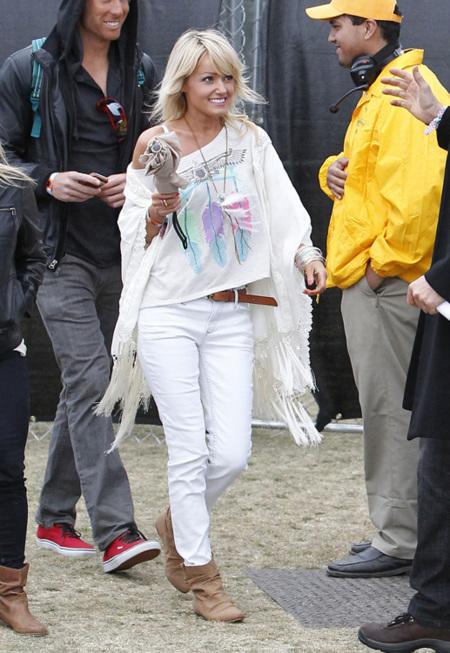 Hayley Williams Coachella