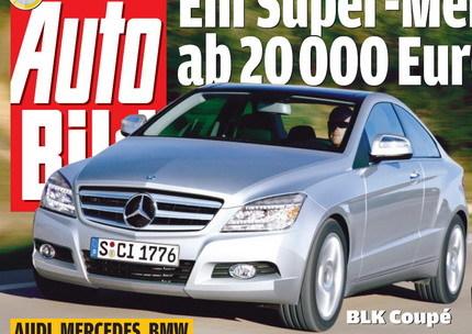 Mercedes BLK, monovolumen coupé: ¿Fantasía o realidad?