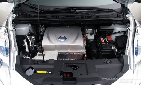 Nissan LEAF 2013 presentación en Oslo 16